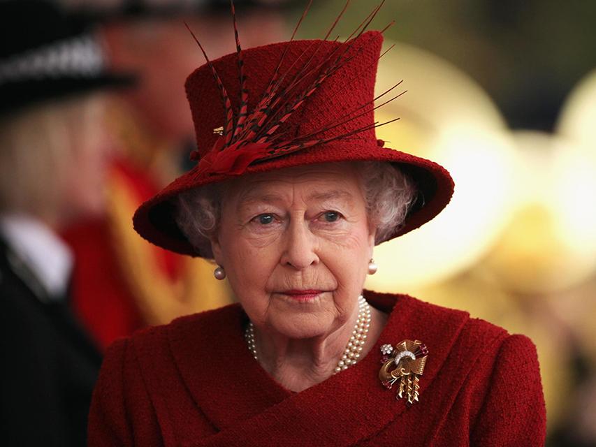 """""""Queen Elizabeth"""", by Boris Johnson, age 14"""